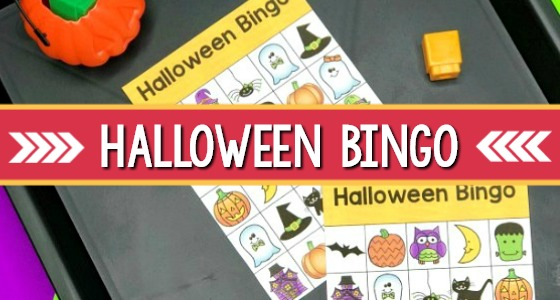 image regarding Printable Haloween Bingo titled Printable Halloween Bingo Match