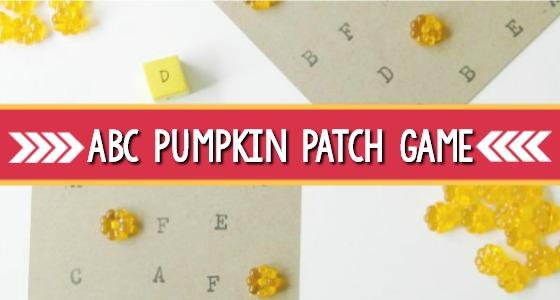 ABC Pumpkin Patch Game