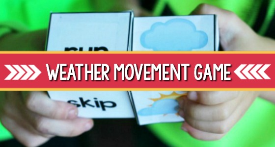Weather Movement Game