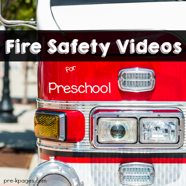 Fire Safety Videos for Kids