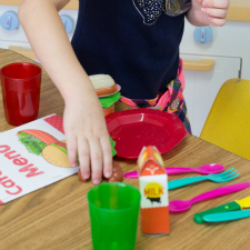 Pretend Play in Preschool