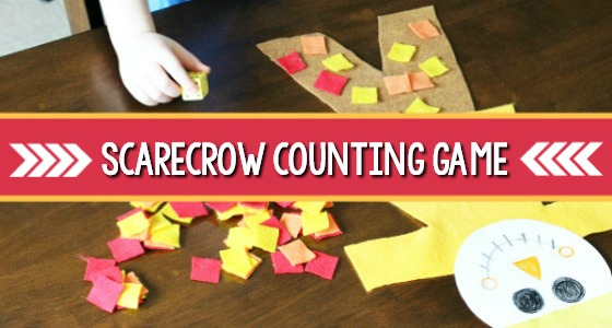 Scarecrow Counting Game