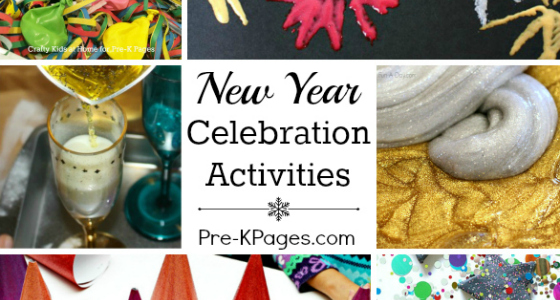 New Year Celebration Activities