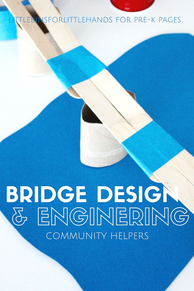 Building Bridges and Engineering STEM Activity