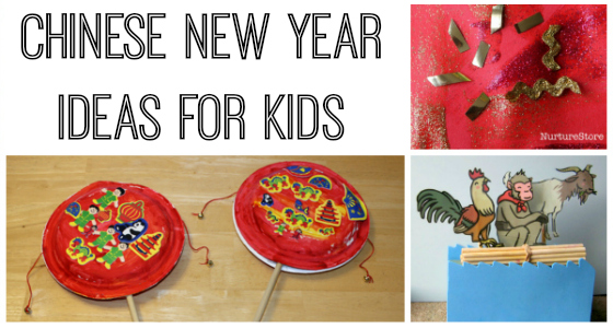 10 ideas for chinese new year pre k pages
