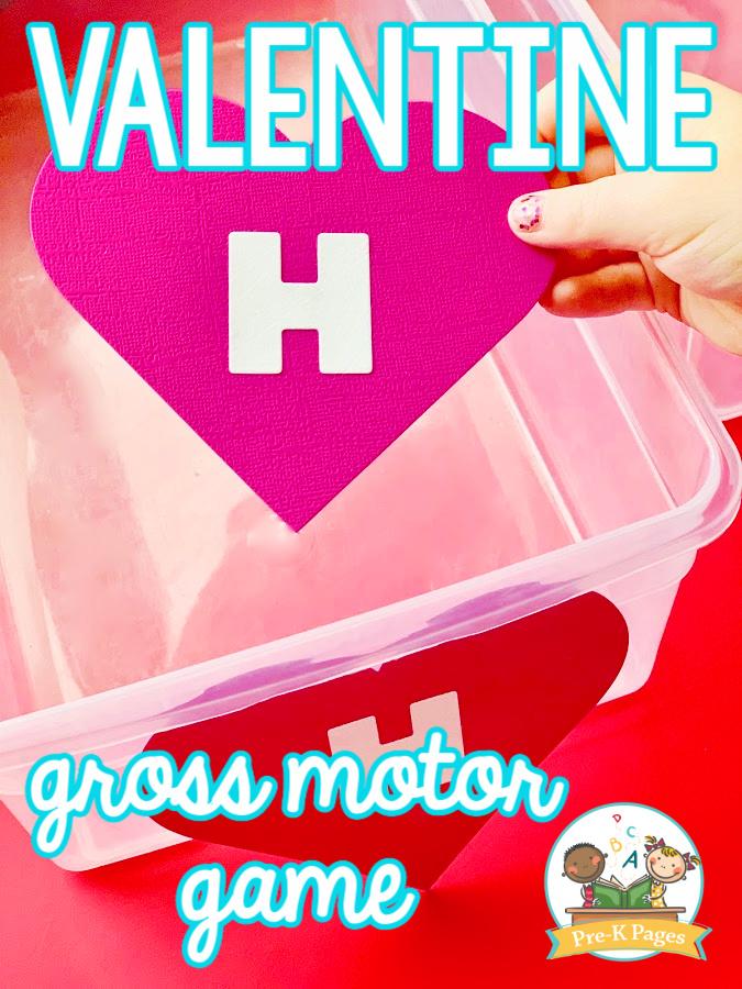 Heart Gross Motor Activity