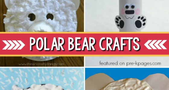 25 Polar Bear Preschool Activities