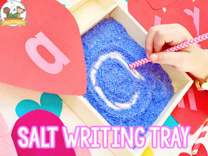 Sensory Writing Tray