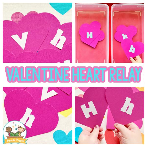 Valentine Heart Relay