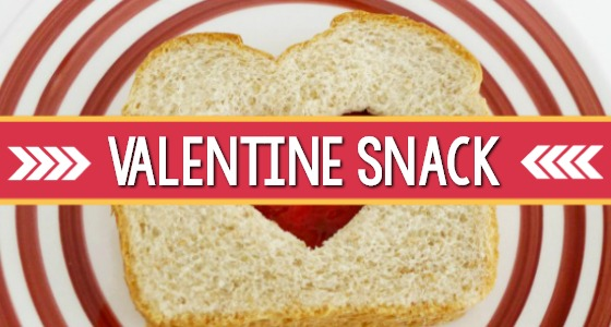 Healthy Valentine Snack For Preschool