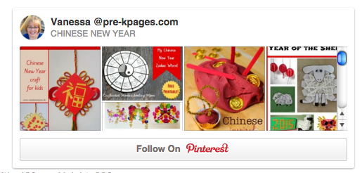chinese new year pinterest