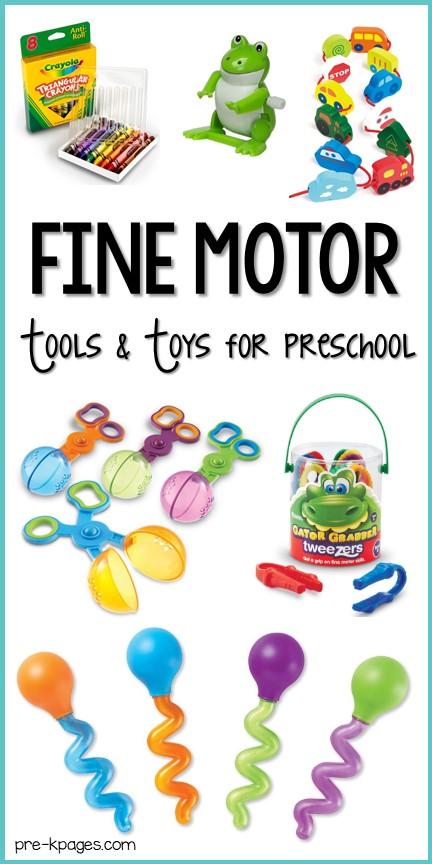 8 Best Fine Motor Toys Recommended by a Veteran Preschool Teacher