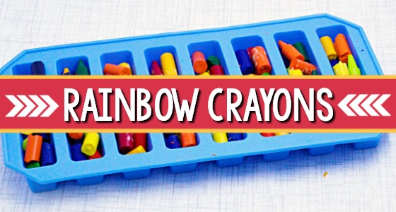 make homemade crayons in the microwave