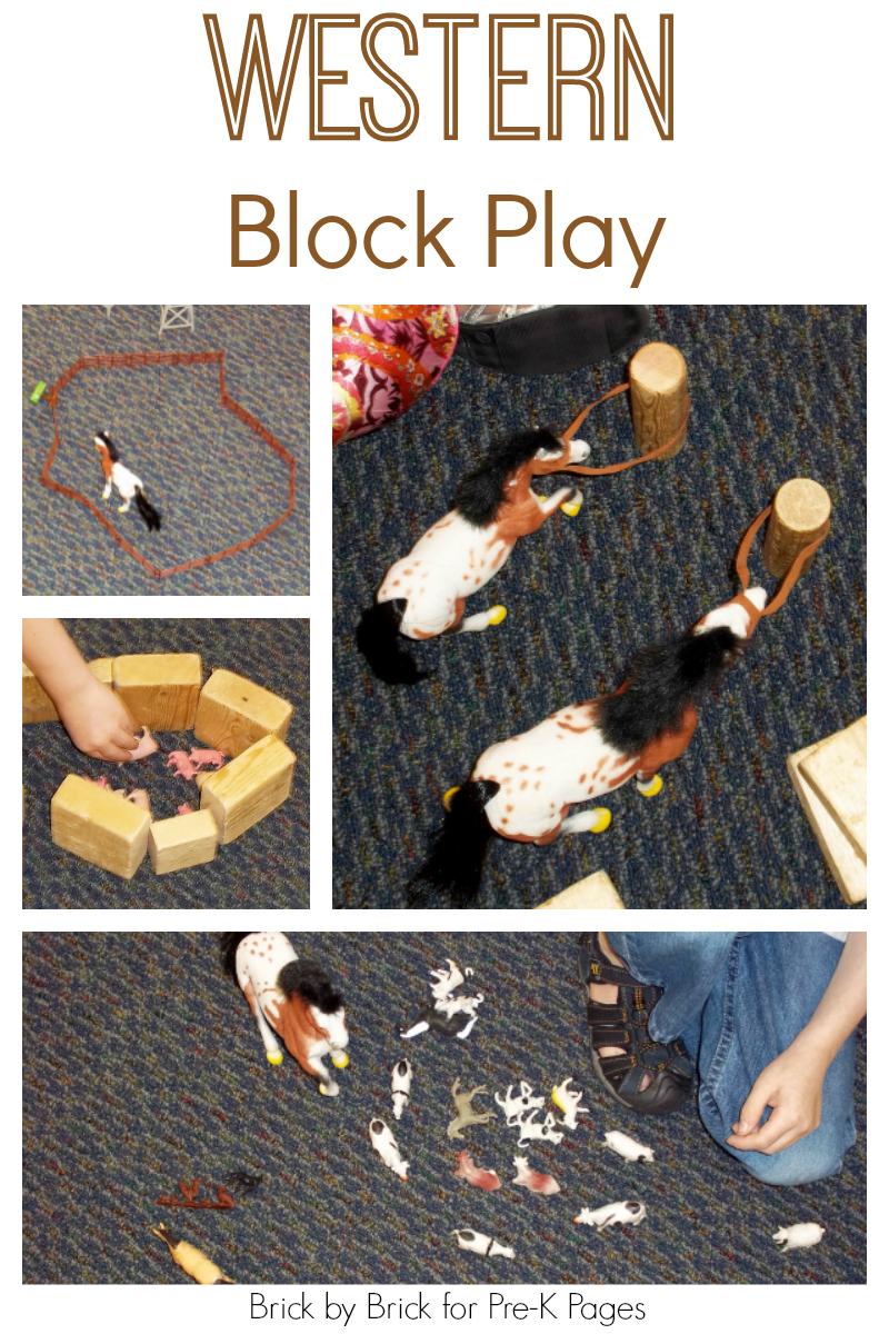western block play for preschool
