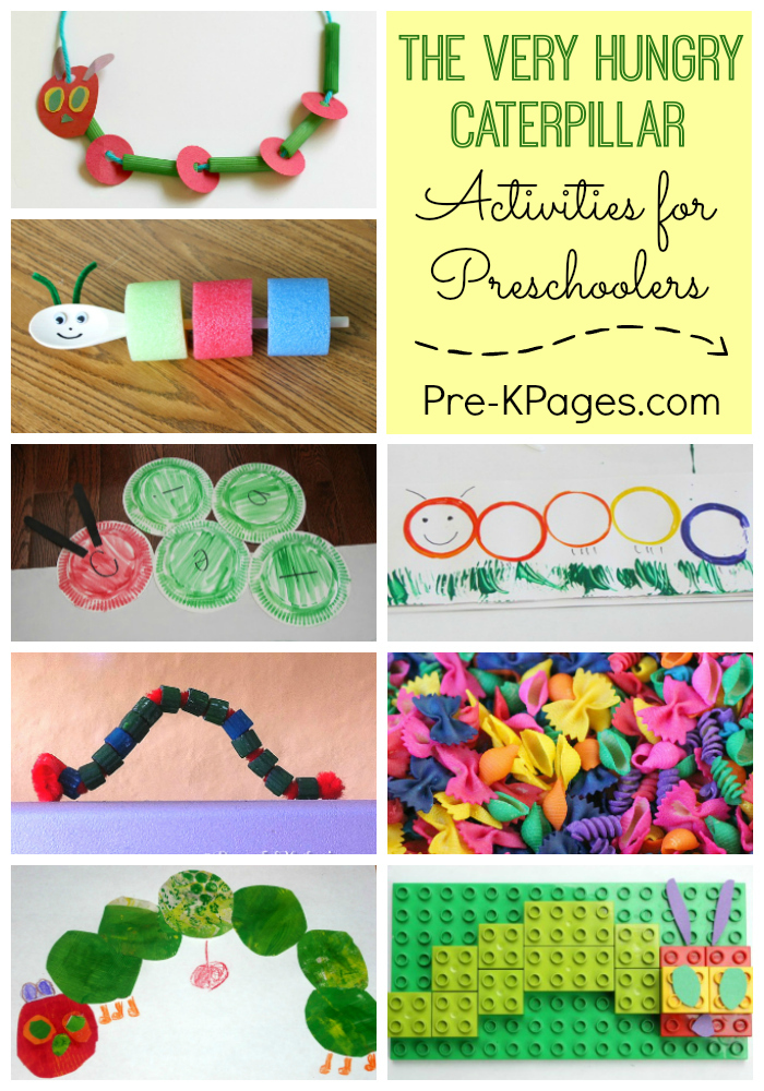 picture relating to Very Hungry Caterpillar Printable Activities named 25 Functions for The Amazingly Hungry Caterpillar - Pre-K Web pages
