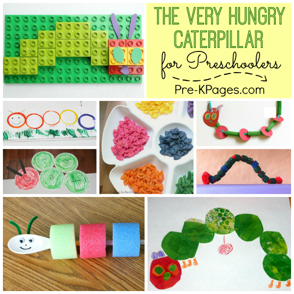 picture about Very Hungry Caterpillar Printable Activities identified as 25 Things to do for The Rather Hungry Caterpillar - Pre-K Internet pages