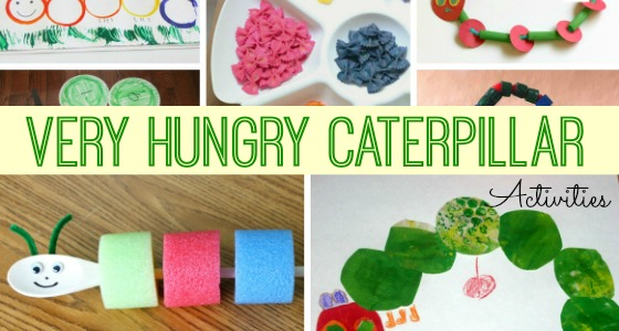 25 Activities For The Very Hungry Caterpillar Pre K Pages
