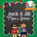 Jack and Jill Printable Lessons for Preschoolers
