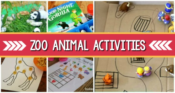 Zoo Activities for Preschoolers