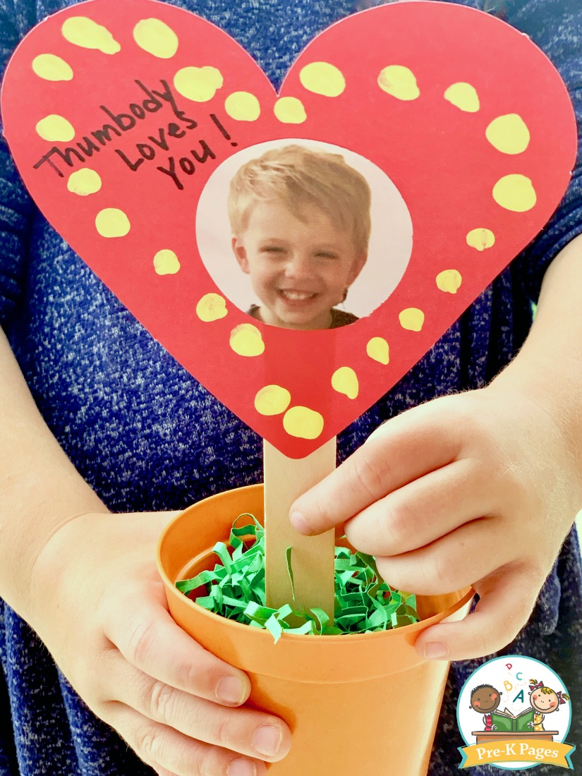 Easy Mothers Day Craft Kids Can Make