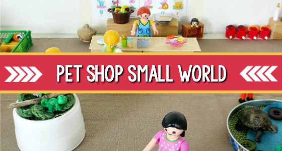 Pets Shop Small World