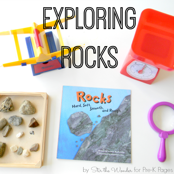 Rock Exploration science
