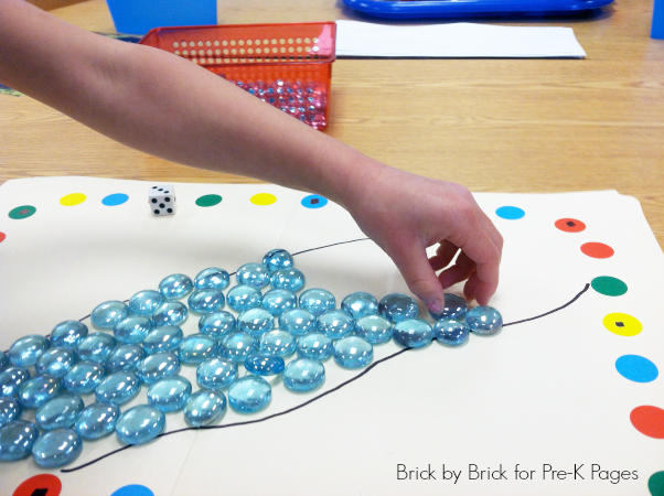counting game taking off objects