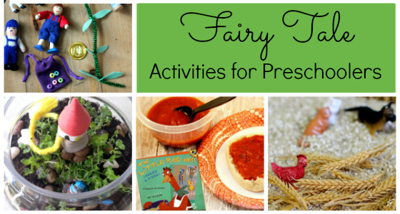 A Collection of Fairy Tale Activities