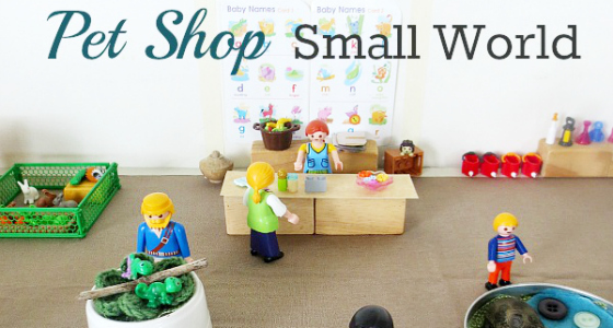 pet shop small world