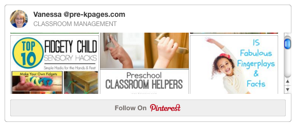 Classroom Management Pinterest Board