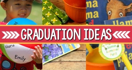 Graduation Ideas for Preschool and Pre-K