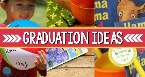Graduation Ideas for Preschool and Pre-K