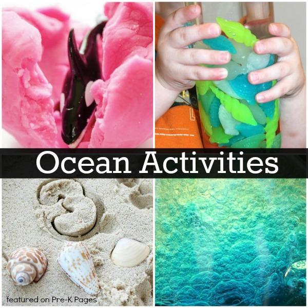 Ocean Activities for Preschool