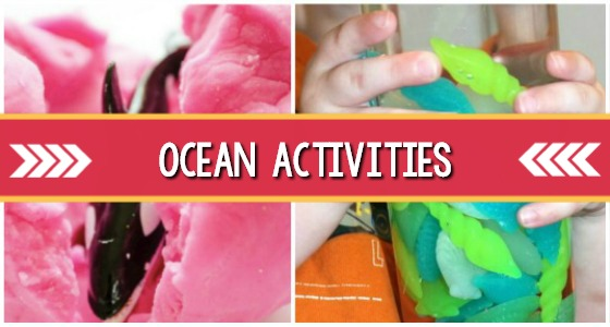 40+ Ocean Theme Activities for Preschool