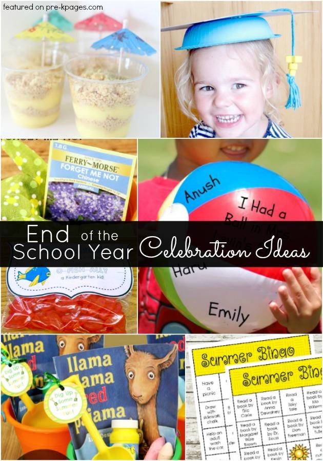 Preschool Graduation Celebration Ideas