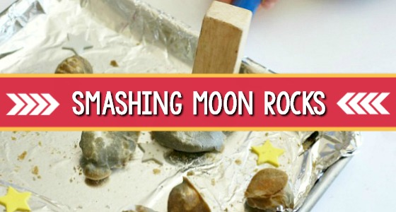 How To Make Moon Rocks Activity