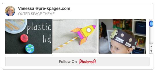 Space Pinterest Board