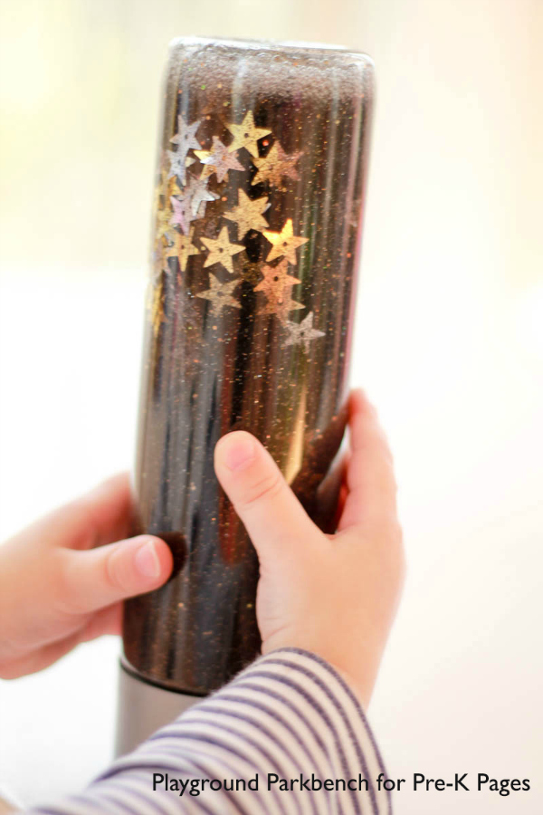 Star Gazing Discovery Bottle Observe Star Formations