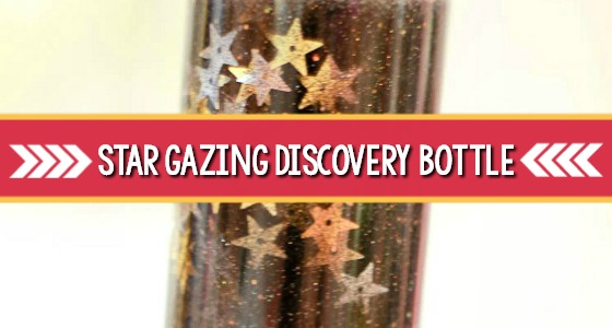 Star Gazing Discovery Bottle