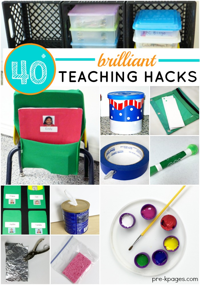 Brilliant Teaching Hacks for Pre-K and Kindergarten Teachers Amazing Ideas You Will Wish You Knew Sooner!