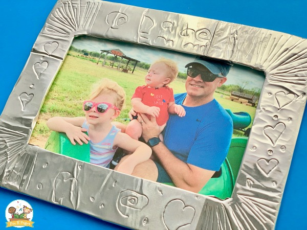 Father's Day gift preschool