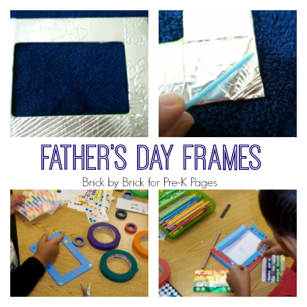Fathers Day Frames craft