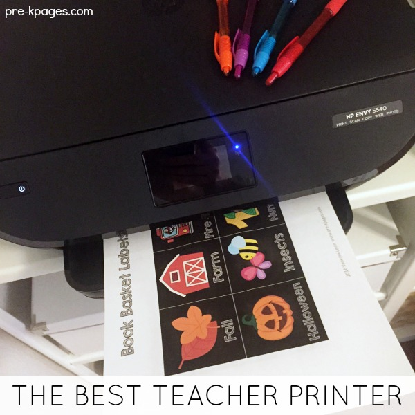 The best at home printer for teachers