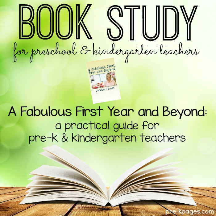Book Study for Preschool Teachers