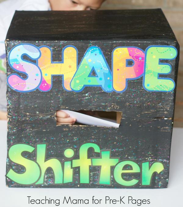 Shape Shifter Box for greedy triangle activity