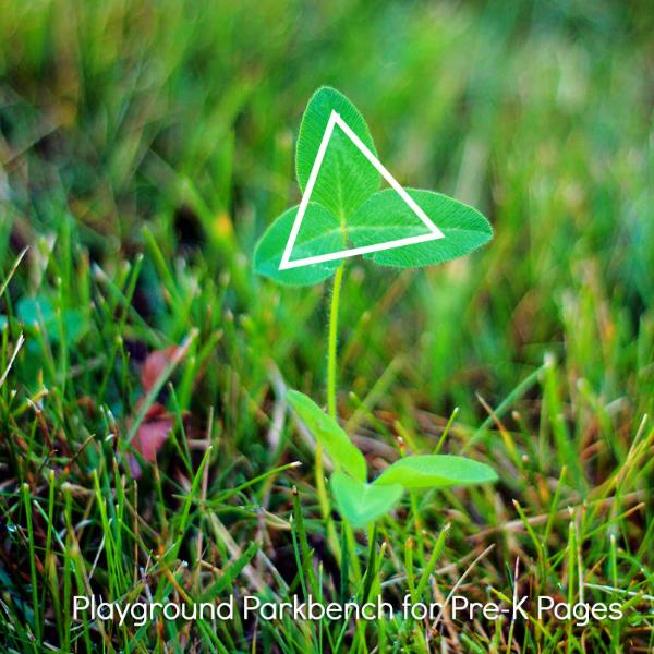 nature shape hunt triangle
