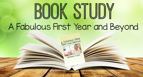 Book Study: A Fabulous First Year and Beyond