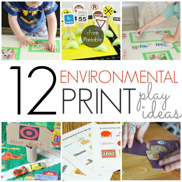 image relating to Printable Environmental Print identified as Programs for Utilizing Environmental Print - Pre-K Webpages