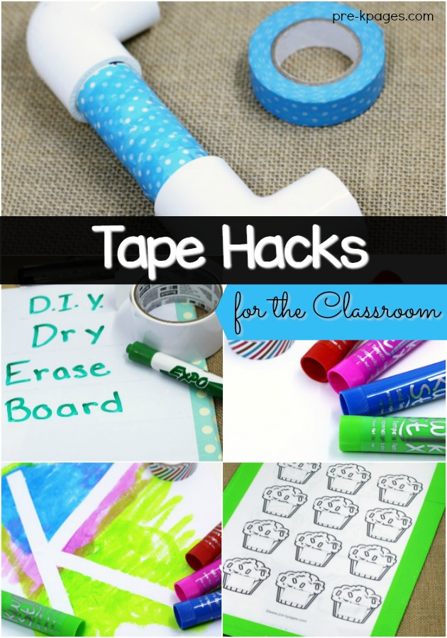 Duct Tape Projects for the Classroom