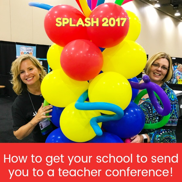 How to Get Funding for a Teacher Conference